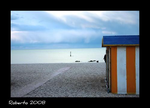 winter sunset sea sky clouds italia tramonto nuvole mare theskyabove mc cielo inverno plage spiaggia marche macerata portorecanati maredinverno uggiosa aplusphoto