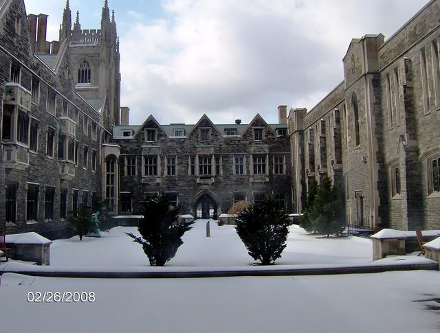 university of toronto trinity essay