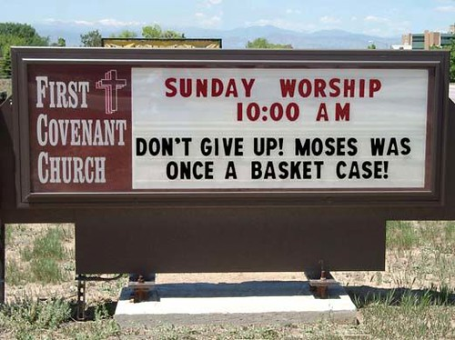 Funny Church Signs Flickr Photo Sharing