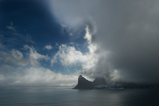 Hout Bay clouds