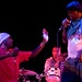Frankie Starr and Marlon Turner at The Plaza - New Music West