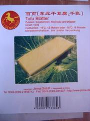 tofubladen