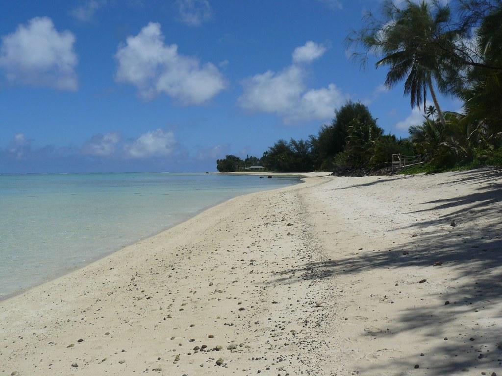 titikaveka island