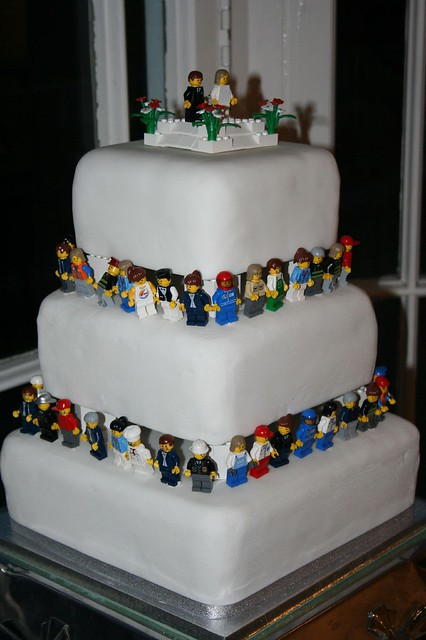 Funky Wedding Cakes A Gallery On Flickr