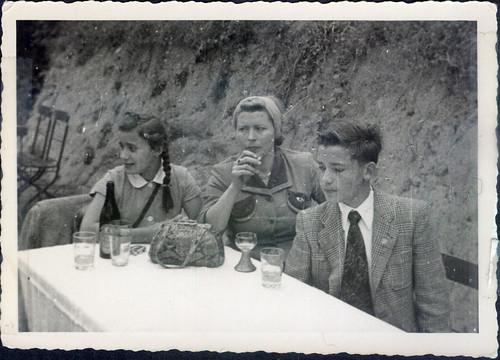 1953 Tarmenblick Strasse M Briciboricken 1953