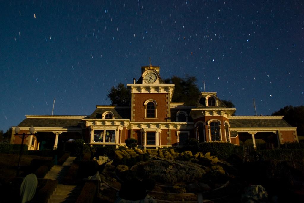 Neverland Train Station