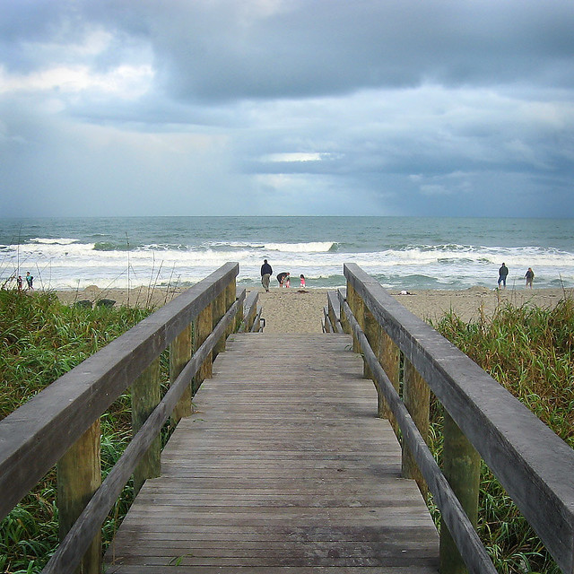 Cocoa Beach Boardwalk Restaurants