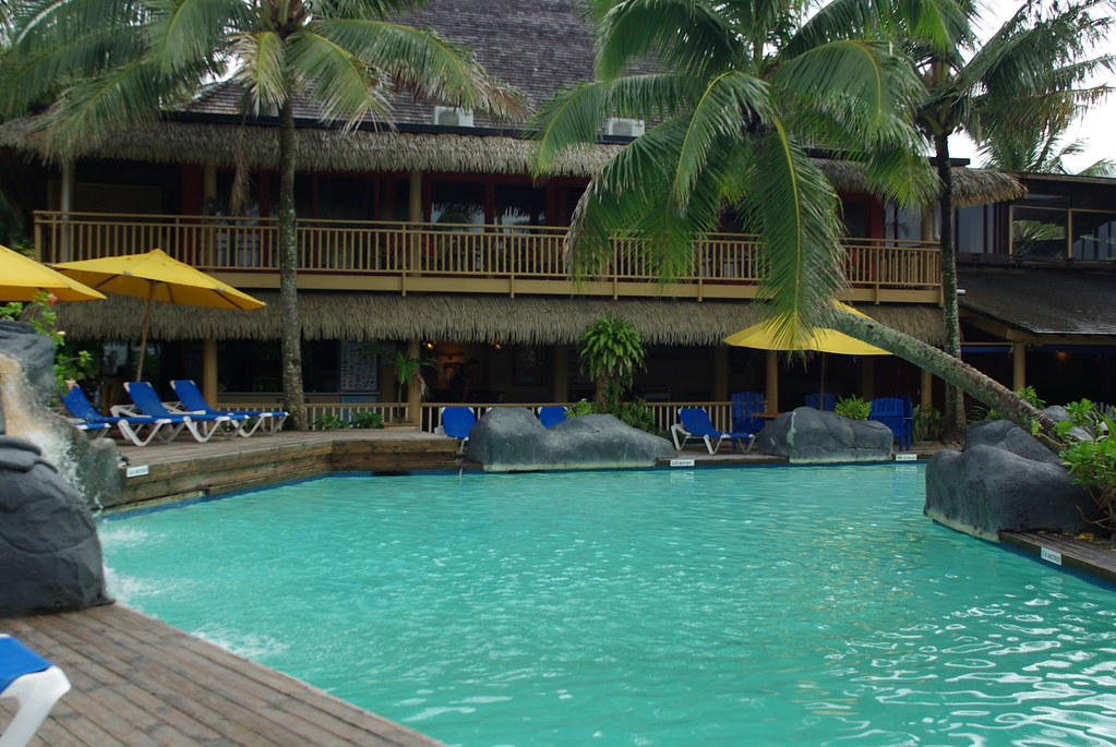 The Rarotongan Beach Resort Amp