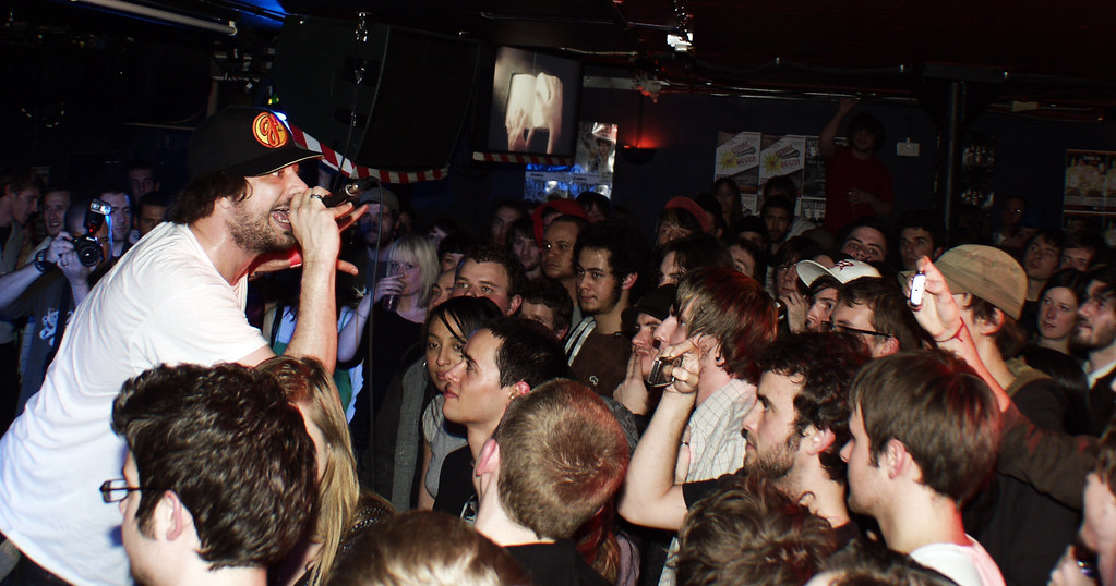 Aesop Rock live | Live at the Komedia in Brighton  First dat