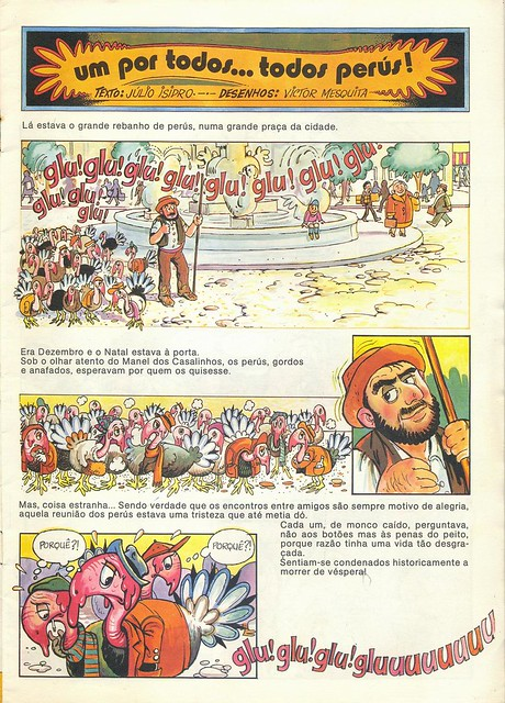 Fungagá da Bicharada, Christmas number, December 1976 - 2