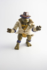 machine, miniature, figurine, action figure, toy,