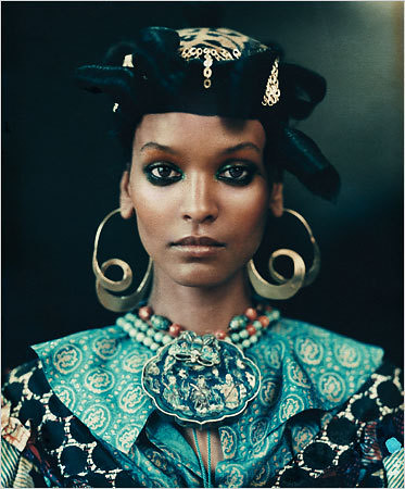 Paolo Roversi - African Queen | Flickr - Photo Sharing!