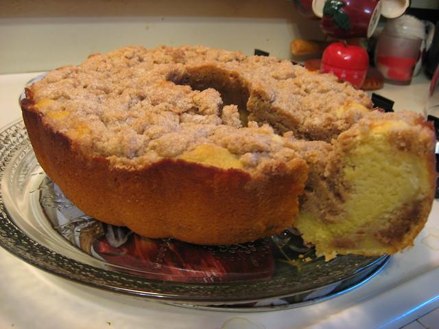 Cinnamon Swirl Yogurt Coffee Bundt Cake | Flickr - Photo Sharing!