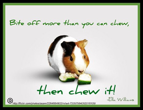 Keep Chewing!