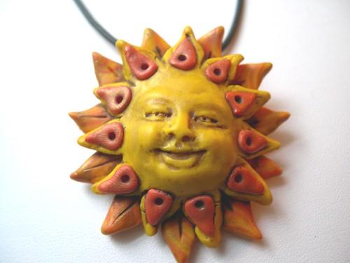 Summer Sun Pendant