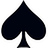 the Ace of Spades ♠ group icon