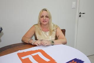 Rose do Brás, pré-candidata a deputada estadual, tem reunião na sede do Solidariedade-SP