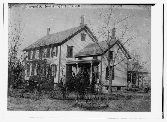 Morner House near Albany (LOC)