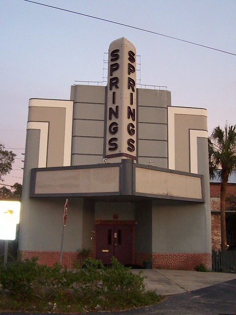 sulphur springs old movie theater the inside is now used