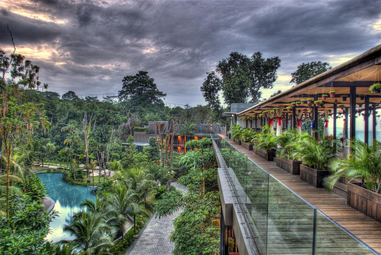 Siloso Beach Resort #2 - a photo on Flickriver  Siloso Beach Re...