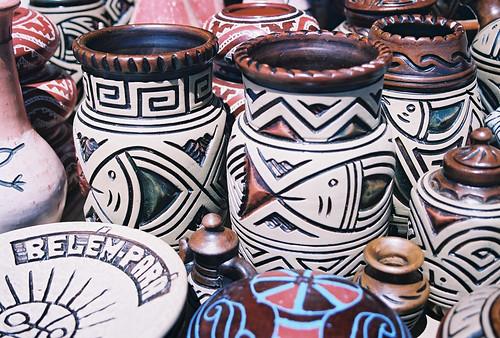 Aparador Wengue Y Plata ~ Arte, Cultura e Espiritualidade O artesanato da regi u00e3o Norte