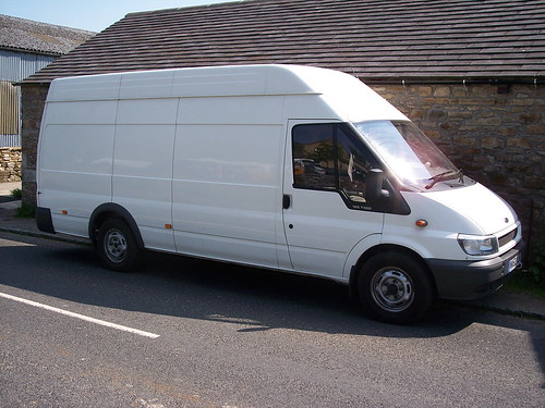 Can A Ford Transit T350 Carry 3 5 Tonnes Of Weight Kgb