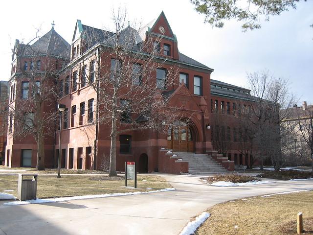 University Of Nebraska Architecture Building Flickr