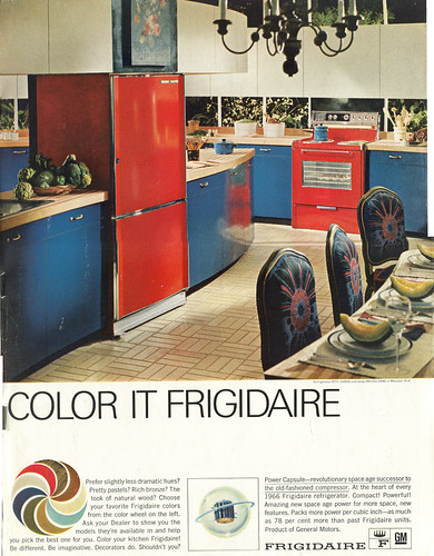 Are Frigidaire Quot Poppy Quot Colered Appliances Impossible To