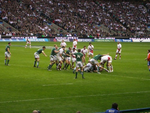 The Sports Archives Blog - The Sports Archives - Twickenham's Highest Visiting Points Scorers!