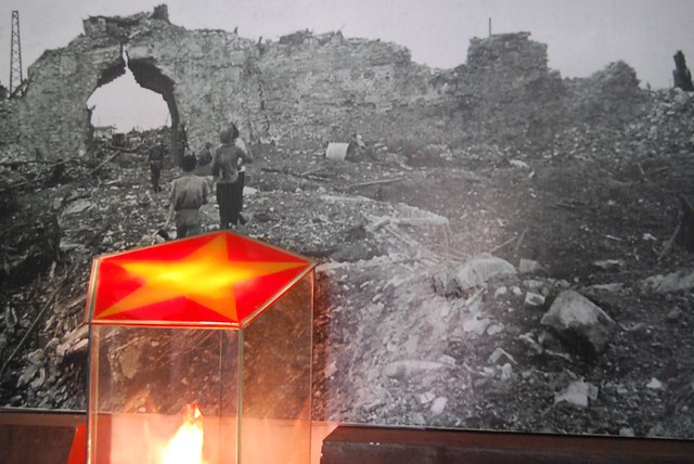 Quang Tri - Buc anh trong bao tang