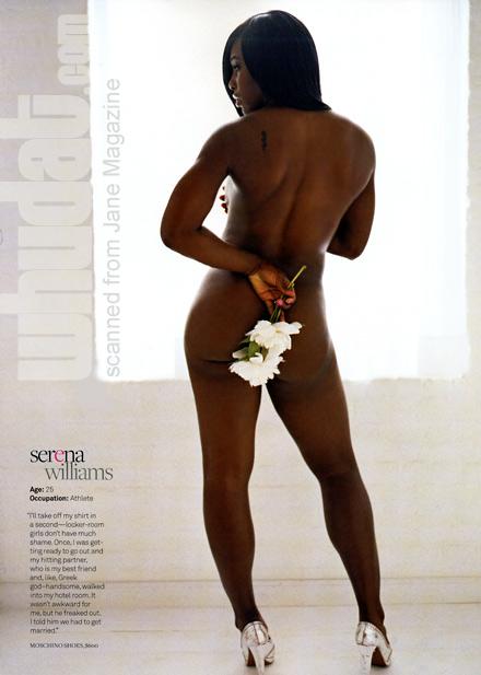 Media's Portrayal of Women: Serena Williams