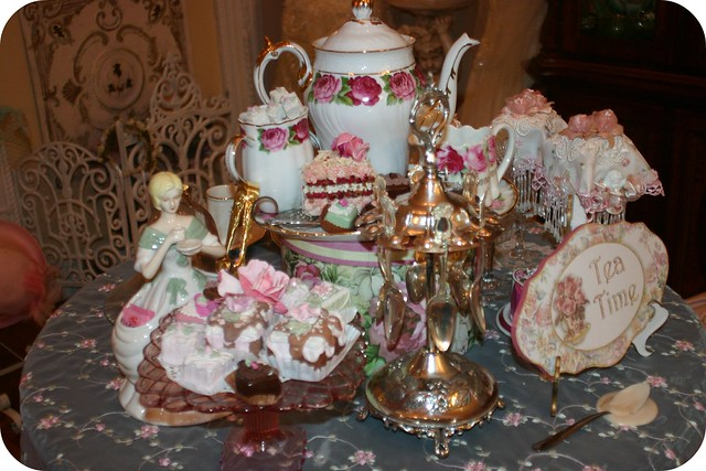 Victorian Rose Tea Room Justin Tx