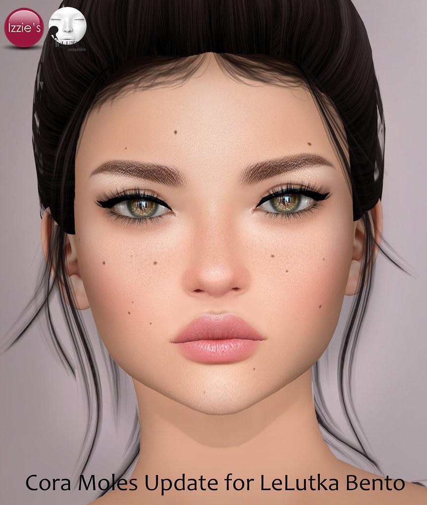 Cora Moles LeLutka Bento Update - SecondLifeHub.com