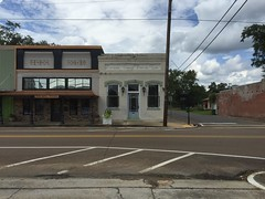 Downtown Monticello, Lawrence County Mississippi
