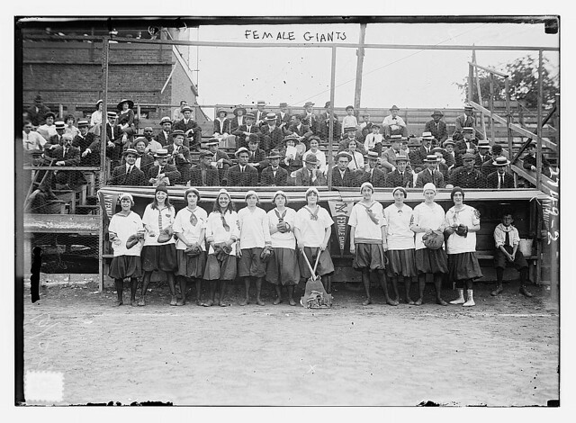 [New York Female Giants (baseball)] (LOC)