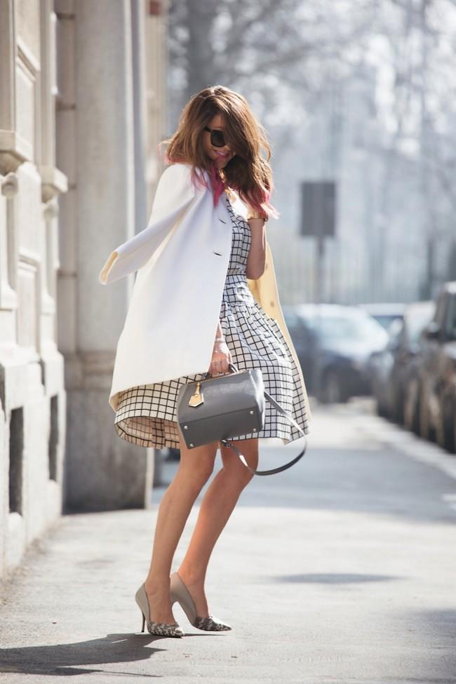 outfit-bon-ton-vestitino-a-quadri-prada-street-style-milan-fashion-week-aw2014-nicoletta-reggio-A1938.jpg-890x1335