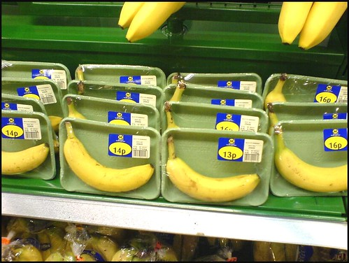 bananas packaging