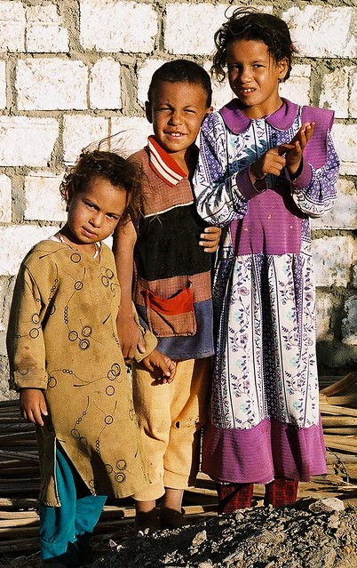 Egyptian Children