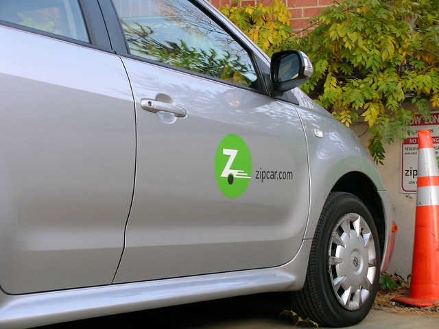 Houston Municiple Car Sharing Program