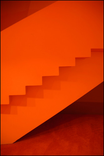 orange abstract manchester nikond70 salfordquays 1870mmf3545g staircase salford lowry lessismore mancunian chaseastwood orangestaircase chaseastwoodportfolio