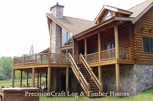 Great Log Home Deck Designs 500 x 333 · 108 kB · jpeg