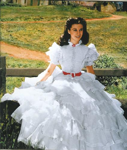 prayer dress on fence2