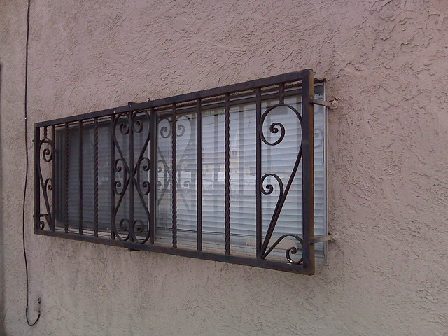 Window Grill | Flickr - Photo Sharing!