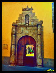 Olot, portal-Why is the rum gone?