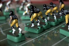 Steelers Prepare to Vibrate