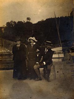 Amadeo de Souza Cardoso e Lucie de Souza Cardoso