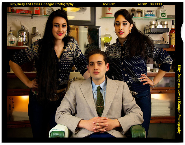 'Kitty,Daisy and Lewis'