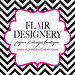 Flair Designery Logo