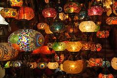 holiday(0.0), food(0.0), public space(0.0), retail-store(0.0), market(1.0), bazaar(1.0), mid-autumn festival(1.0), lighting(1.0),