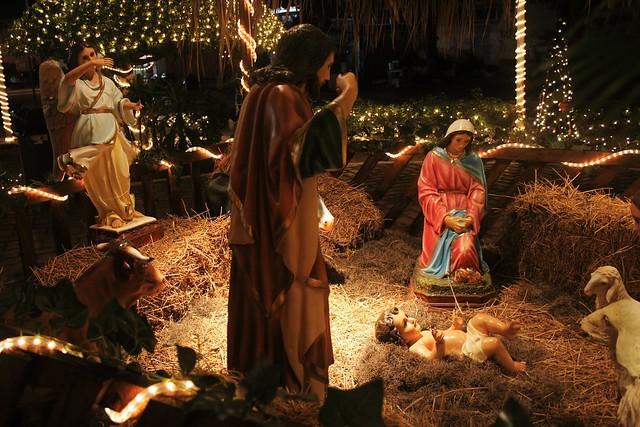 Nacimiento decoracion navide a flickr photo sharing for Decoracion navidena